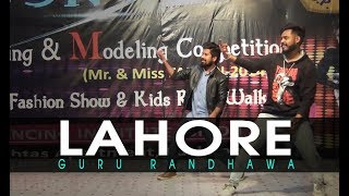 Guru Randhawa : Lahore Dance Video | BMDI – Lucknow | Choreography by Rahul