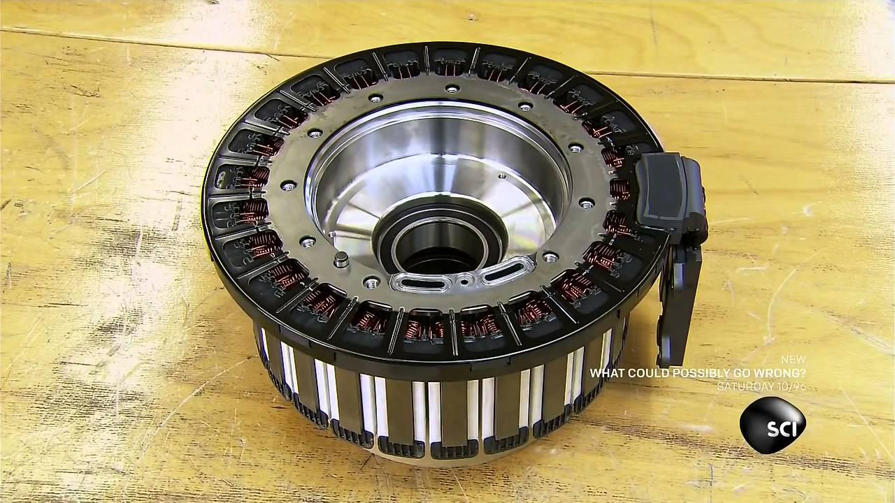 porsche 918 spyder electric engine manufacturing 720p - Porsche 918 Spyder Engine