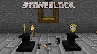 StoneBlock - MOB SOULS [E37] (Modded Minecraft)