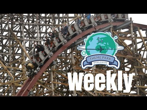 TPW Weekly 25/04/2018 - Wonder Woman Coaster POV; Fast & Furious Universal Opening & More