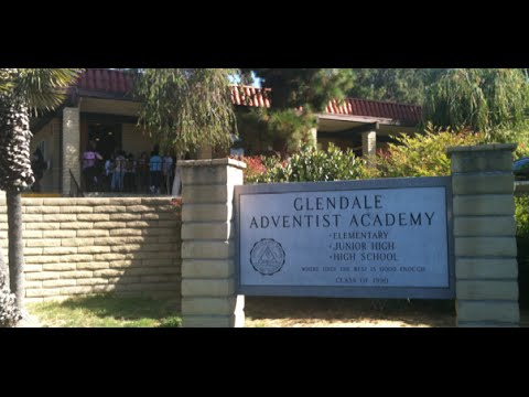 """January 23, 2016, 2:30 p.m. - """"Our Commitment to Education at Glendale Adventist Academy"""""""