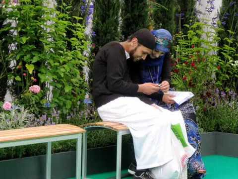 Исламские открытки поздравления мусульманам Gif