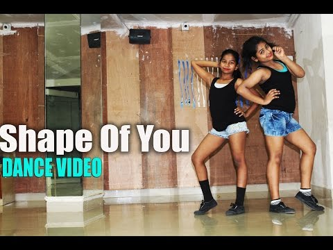 Dance On Shape Of You || Rockstar Dance Studios || Kids Group