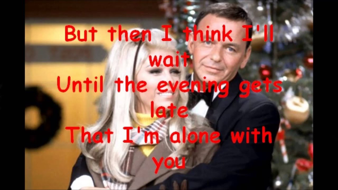 Something Stupid Frank Sinatra Lyric Video HD 1080p
