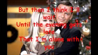 Something Stupid / Frank Sinatra - Lyric Video - HD 1080p