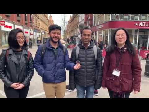 Come with us on a tour of Leeds City Centre