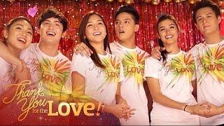 "[Vietsub + Kara] ""Thank You For The Love"" - ABS-CBN Christmas Station ID 2015 -  Recording MV"