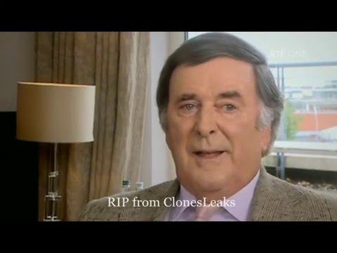 Gay Byrne Terry Wogan - reference to death