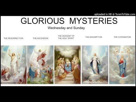 Rosenkransens Herlighetens mysterier (norsk)