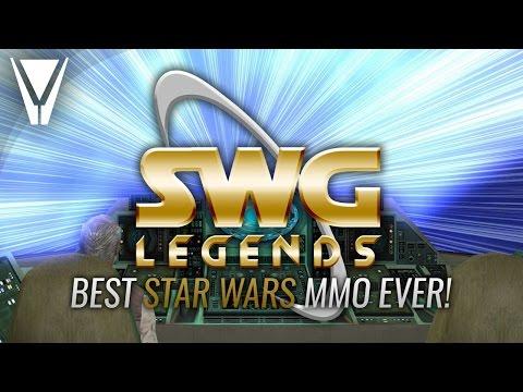 Star Wars Galaxies – The return of a Legend