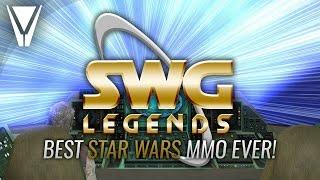 Star Wars Galaxies - The return of a Legend