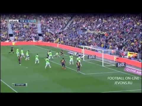 Barcelona vs Osasuna 7-0