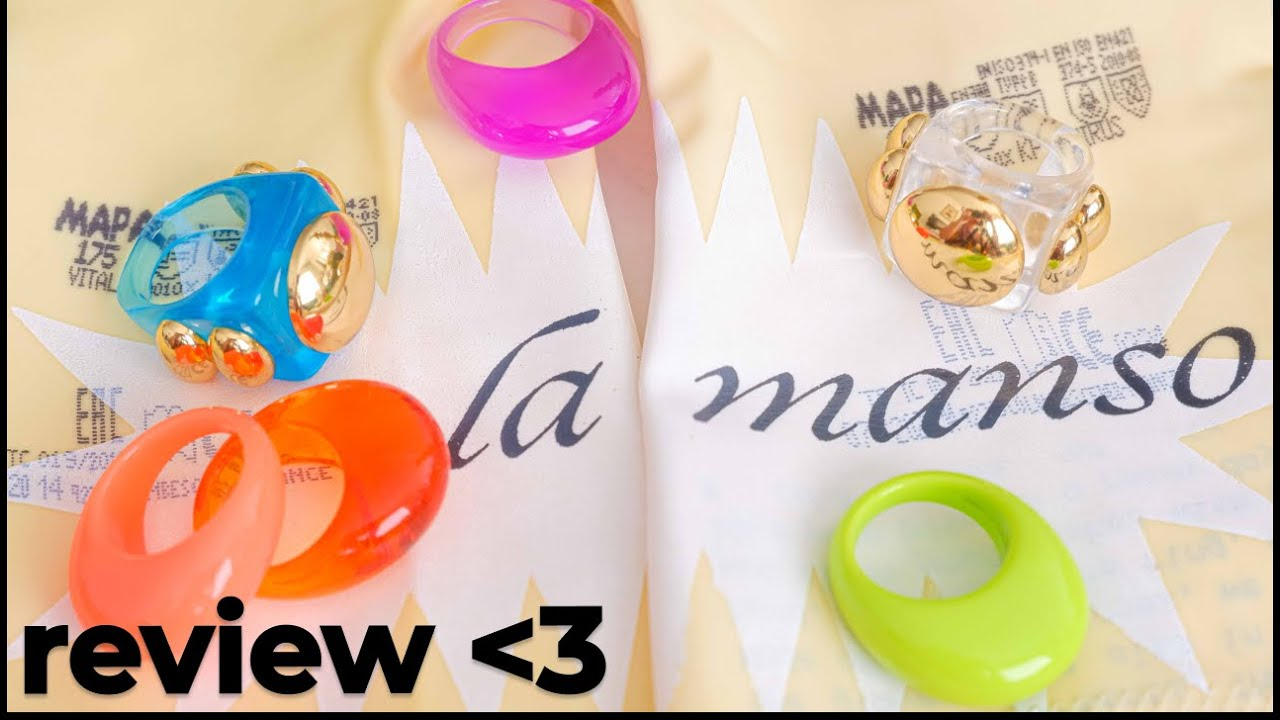 Download LA MANSO SHOP RING REVIEW// Watch this before shopping online!