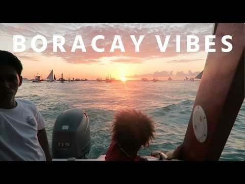 TRIPPY PARASAILING in PARADISE 🇵🇭 Boracay, Philippines Travel Vlog#3 w/ Lechon Pig Filipino Style