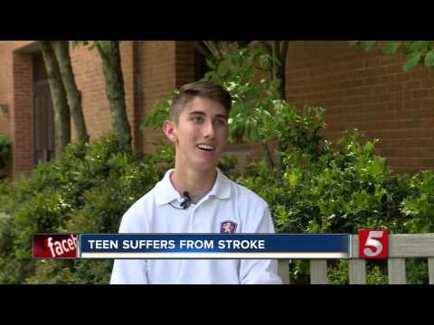 Tenn. Teen Uses Stroke Scare To Help Teach Others Warning Signs