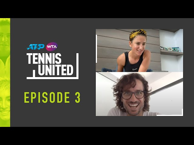 Tennis United | Lopez & Azarenka Join Forces