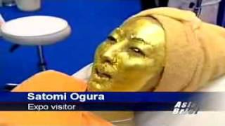 Gold News - 24K Gold Facial