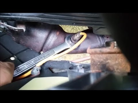 How To Replace Both O2 Sensors On A Subaru | The DIY Guy   net