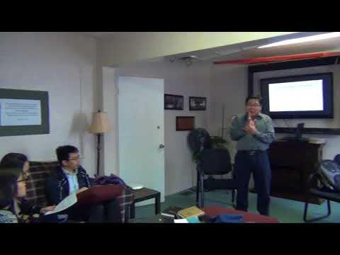 GII Vancouver - Sunday School teacher training - Part 2