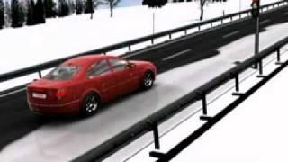 видео Что такое и как работает антипробуксовочная система ASR автомобиля