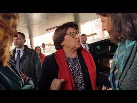 Martine Aubry recadre 2 ministres  LREM