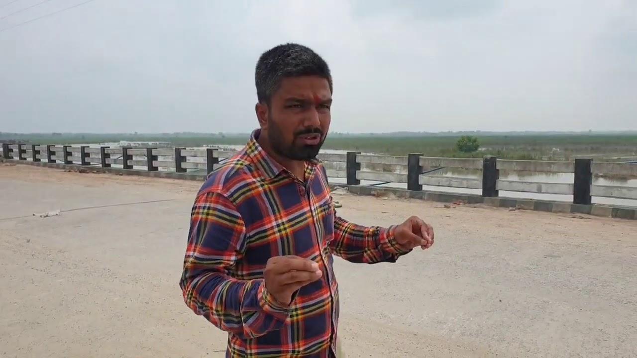 चंपारण का मंगलपुर पुल हुआ सत्तरघाट पुल जैसे हादसे का शिकार