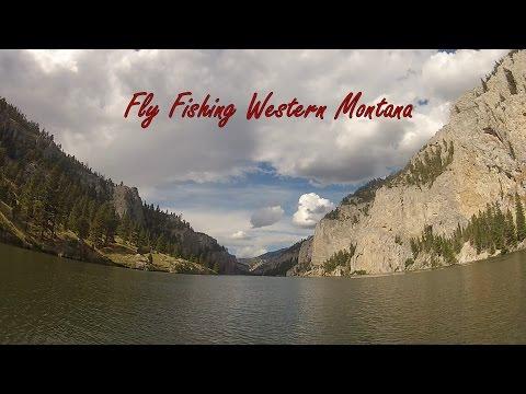 Montana Fly Fishing -Part 3 - 6/2014 -  Drifting The Missouri