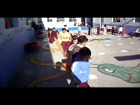 Educaci n f sica nivel 4 9 a os 1 mp4 youtube for Actividades para jardin infantil
