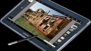 Análisis Samsung Galaxy Note 10.1 navegación, skype, aplicaciones, S-Pen y juegos