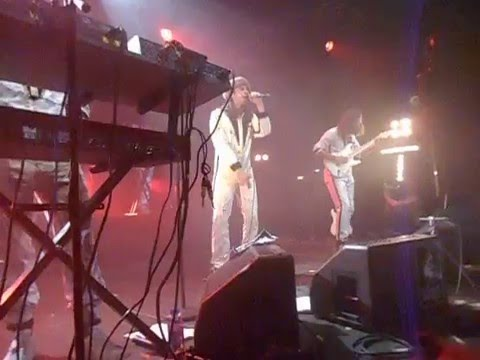Naive New Beaters Montecristo Live in Bourges 2016