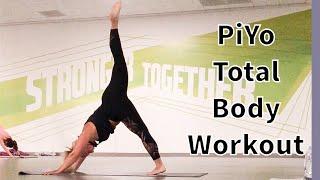 PiYo Workout - Total Body Workout