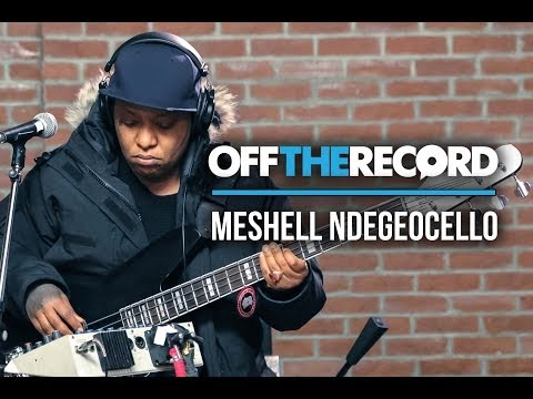 Meshell Ndegeocello Performs 'Continuous Performance' - Off The Record