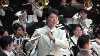 大阪学芸高等学校吹奏楽部 ♪青春の輝き OCATスプリングコンサート2017.4...