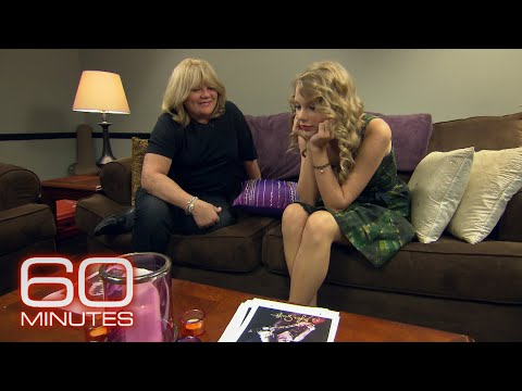 In 2011 Taylor Swift told 60 Minutes she feels like an outsider