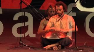 Music For Hang: Davide Swarup at TEDxSalford