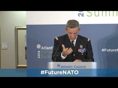 Future Leaders Summit: Future NATO and Dynamic Transformation with Gen. Jean-Paul Paloméros, SACT