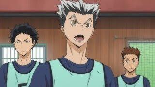 haikyuu bokuto laugh scream and