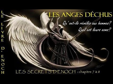 """LE LIVRE D'ENOCH ] """"LES ANGES DÉCHUS"""" Qu' ont-ils révélés aux ..."""