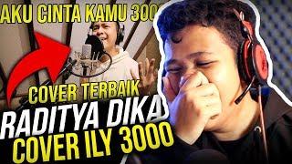 I LOVE YOU 3000 COVER VERSI INDONESIA OLEH RADITYA DIKA - REACTION