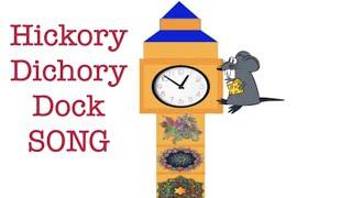 Zapętlaj hikory dickory dock song,nursery rhymes and kids songs,all kids channel | ALL KIDS