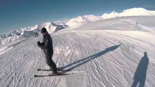 gudauri ski resort jan 2016