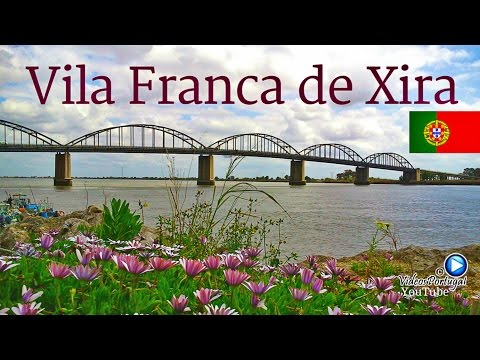 Cidade Vila Franca de Xira, Lisboa 1080p (timelapse) Videos de Portugal