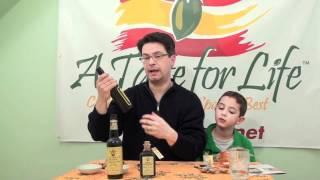 Spanish Sherry Wine Vinegar And Cheese Tasting