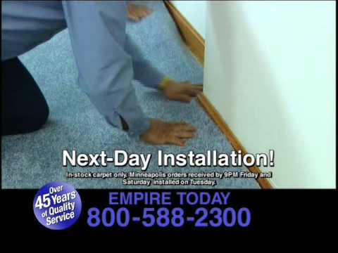 Empire Today - Save Big On Brand Name Carpet