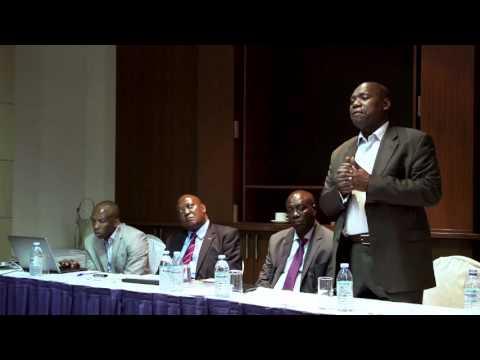 ALSF Capacity Building Workshop on Negotiating Mining Agreements in Kampala, Uganda
