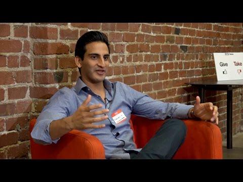 Manan Mehta (Unshackled Ventures) at Sacramento Startup Grind