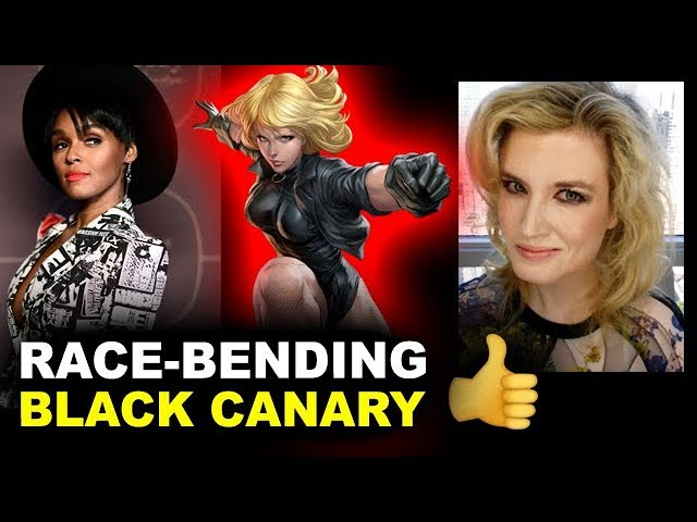 Birds Of Prey Movie Black Canary Casting Youtube