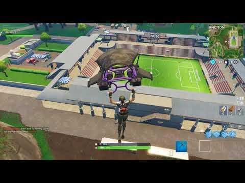 New Soccer Stadium Added In Fortnite