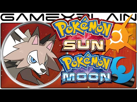 Pokémon Sun & Moon Analysis - Version Exclusives & Trainer Customization Trailer