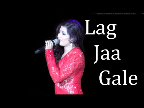 Lag Jaa Gale - Shreya Ghoshal live in the Netherlands
